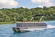 Picture of 23' Cypress Cay Pontoon
